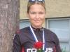 Katariina Laakkonen polki ykköseksi myös ISM-maantiellä (N30). Tänä viikonloppuna Hyvinkäällä otettu tuplamestaruus osoittaa Katariinan olevan kovassa kunnossa. Hän tulee olemaan teamille hyvä vahvistus loppukaudeksi.