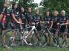 Teamissä kilpailevat ensi kesänä uusien ajajien lisäksi myös kaikki jo viime kaudella joukkueessa ajaneet (kuvasta puuttuu Heidi Hyvärinen).