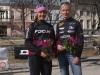 17. huhtikuuta ajettiin keväisessä auringonpaisteessa yksi Suomen perinteisimmistä kilpailuista. TS-korttelit Turussa järjestettiin jo 54. kerran, tosin naisten luokka oli mukana vasta 15. kertaa. Kilpailussa oli alusta lähtien hyvä vauhti. Naisten ykkönen oli eilisen tavoin CCH:n Anne Palm. Kirsi Väinölä polki tänäänkin itsensä podiumille ollen kolmas. Teamin tulevaisuuden lupaus Vilma Alanko ajoi loistavasti, sijoittuen N18-luokassa toiseksi Porvoon Akilleksen Eveliina Suvisaaren jälkeen.