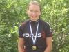 28.5. kilpailtiin Nastolassa Suomen mestaruuksista duathlonin pikamatkalla. Matkana oli 5,5km juoksua - 20km pyöräilyä - 5,5km juoksua. Naisten ykkönen oli Riikka Pynnönen, joka näin otti uransa ensimmäisen Suomen mestaruuden. Alle 23-vuotiaiden luokassa Pauliina Oksanen sinnitteli itsensä SM-hopealle.