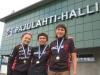 10. syyskuuta kamppailtiin Nastolassa maastoduathlonin Suomen mestaruuksista. Riikka Pynnönen voitti naisten elite-luokan, Mari Marttinen N40-luokan ja Pauliina Oksanen N23-luokan mestaruudet. Kaikki kolme olivat ylivoimaisia omissa luokissaan.