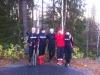 Teamin jäsenistä osa leireili lokakuussa Kuortaneen Urheiluopistolla. Siellä järjestetyllä SFI:n leirillä oli ohjelmassa mm. metsälenkkeilyä, uintia, kuntosaliharjoittelua, aerobiciä ja erilaisia pallopelejä.