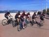 Olemme äärettömän iloisia siitä kiinnostuksesta naispyöräilyä kohtaan, jonka olemme teissä herättäneet. Kiitos jokaiselle mukana olosta! Ja matka jatkuu...