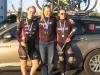 Teami ei pystynyt uusimaan kolmen edellisen vuoden SM-joukkuekilpailu kultaansa. Tällä kertaa oli tyytyminen hopeaan 21 sekunnin erolla CCH:n joukkueeseen. Joukkueessamme ajoivat Merja Kiviranta (3:s), Anna Lindström (8:s) ja Laura Lilja (11:a).