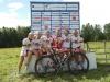U6 cycle tour -etappikilpailun viides etappi päättyi Lotta Lepistön kolmanteen tilaan. Koko joukkue ajoi vahvasti, puolustaen niin Lotan kokonaiskilpailupaikkaa kuin joukkuekilpailusijoitustaan. Etapin jälkeen Lotta nousi kokonaiskilpailun toiselle tilalle neljä sekuntia kärkeen. Riikka Pynnönen oli kymmenes ja jatkaa kokonaiskilpailussa sijalla 12. Emma Stenin kokonaiskilpailusijoitus on 21. Koska Jessica Kihlbom (Alrikssons Go:Green CK) johtaa kokonaiskilpailua ja sai siitä päällensä johtajan keltaisen paidan, ei samalle henkilölle annettu myös pistekilpailupaitaa. Täten pistekilpailupaita puettiin kakkospaikalla olevan Lotta Lepistön päälle. Joukkuekilpailussa SFI:n naiset jatkavat viidennellä tilalla. Seuraavaksi on vuorossa viimeinen etappi, joka on 14 km aika-ajo.