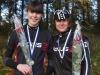 Ensi vuoden ensimmäinen SM-kilpailu on nyt jo ajettu, kun tänään 14.10. ratkottiin Helsingin Kontulassa vuoden 2013 cyclo cross mestaruuksista. Naisten luokassa Anna Lindströmille SM-hopeaa TWD:n Maija Rossin jälkeen. N16-luokassa Cecilia Aintila crossasi SM-pronssille.