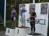 SM-kilpailut Noormarkussa alkoivat aika-ajolla 28.6. Emma Sten ajoi hyvin ja nappasi itsellensä ensimmäisen henkilökohtaisen Elite-luokan SM-mitalin sijoittumalla kolmanneksi naisten luokassa. Riikka Pynnönen jäi Emmalle sekunnin ollen neljäs. Kilpailun voitti Sari Saarelainen (LeGo) ja hopeapallilla syntymäpäiväsankari Lotta Lepistö (PoTa).