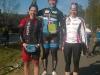 Huhtikuun 26. päivä ajettiin Turussa Simo Klimscheffskij'n muistoajo. Naisten luokassa koettiin melko erikoisia vaiheita, kun ajajia pysäytettiin useita kertoja kilpailun aikana. Loppukirissä Jaana Hyvärinen sijoittui toiseksi Team Medilaserin Laura Vainionpään jälkeen. Team AHH:n Heini Salovaara oli kolmas.