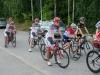 SFI-mestaruuksista ajettiin Vihdissä 9.–10.8. Focus Ladies -joukkue oli hyvin edustettuna kilpailuissa. Lauantaina ajettiin aika-ajo 24,6 km ja sunnuntaina maantiekilpailu 52,6 km. Kummatkin reitit olivat vaativia. Sunnuntain maalimäkenä ollut nousu on varmasti yksi etelä-Suomen kovimmista. Cecilia Aintila voitti aika-ajon mestaruuden N18-luokassa. Naisten yleisen luokan mestariksi tempoi Tuulikki Laakkonen. Toinen oli Minna Myötänen ja pronssille ajoi Heidi Onger. Maantiekilpailussa mestaruuden nappasi Heidi Onger, hopealle sijoittui Tuulikki Laakkonen ja kolmas oli nyt yleisessä luokassa ajanut Cecilia.