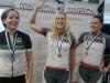 Focus Ladyt voittivat Wattbiken 4000 m SM-kilpailut Keravalla 13.12. Heidi Onger voitti naisten elite-luokan kilpailun ylivoimaisesti uudella ennätysajalla 5:09,46! Menestystä täydensi Riina Miettinen sijoittumalla kolmanneksi ajalla 5:33,48. Hopealle ajoi KoPyn Sanna Karjalainen, 5:26,59. Myös N-18 -sarjassa tuli mestaruus Cecilia Aintilalle omalla ennätysajalla 5:39,18.