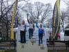 Rosa Törmänen ja Heidi Onger ajoivat teamille kaksoisvoiton naisten TS-kortteliajosta Turussa. Kolmas oli CCH:n Veera Väkevä. Rosa on ensimmäinen IK-32:n ajaja, joka on kautta aikojen onnistunut voittamaan pääluokissa (miehet ja naiset) perinteikkään Turun Sanomien kortteliajon. Skoda-maantie cupin ensimmäinen osakilpailu oli yhteiskilpailu Turun viikonlopun molemmista kilpailuista (la + su). Tämän naisten yhteiskilpailun voitti Heidi Onger kahdella kakkospaikallaan ennen eilistä voittajaa Pia Pensaarta (TVC). Ilahduttavasti oli tänään palkintopallikin saatu oikein päin.