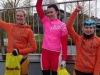 Naisten kolmipäiväinen etappiajo käynnistyi 1.5. Helsingissä ajetulla 2,6km:n prologilla. Voiton vei TVC:n Pia Pensaari, teamimme ottaessa kaksi muuta podium paikkaa. Kakkospallille nousi hyvän aika-ajon jälkeen Heidi Onger ja häntä puoli sekuntia heikompana kolmospallille Rosa Törmänen. Kilpailut jatkuvat huomenna Seutulassa kahdella eri etapilla.