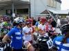 SFI-joukkue lähdössä SwissEver GP UCI 1.2 kilpailuun Sveitsissä. Starttiin aikaa 15 minuuttia.