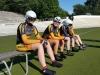 Viikonlopun kohokohta. Naisten joukkueajon finaali alkaa. Go Ladies!