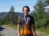 Ikäluokkien Suomen mestaruuskilpailuissa Pikku-Syötteellä 16.8. ajoi Minna-Maria Kangas elämänsä ensimmäisen virallisen pyöräilykilpailun ja saavutti heti N30-luokassa ISM-pronssia. Voiton vei loppukiritaistelussa TVC:n Pia Pensaari.