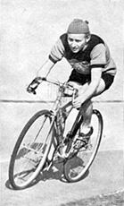Paul Backmanista tuli maantiepyöräilyn suomenmestari.