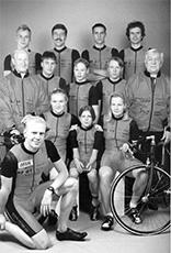 Vuoden 1995 virallinen ryhmäkuva.
