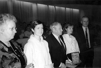 Suomen Pyöräilyunionin syyskokous. Seurallemme myönnettiin tittelit vuoden junioriseura ja vuoden pyöräilyseura. Lisäksi Pasi Ahlroosille myönnettiin vuoden valmentaja -tunnustus.
