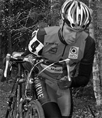Marko Törmänen taisteli ensimmäiseksi henkilökohtaiseksi SM-mitalikseen cyclocross-hopeaa.
