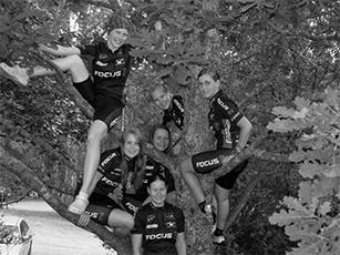 Focus Ladies oli maamme ensimmäinen virallinen naispyöräilyteami, jos ei oteta mukaan 2000-luvun alkupuolella ollutta Let´s Go -ammattilaistallia.